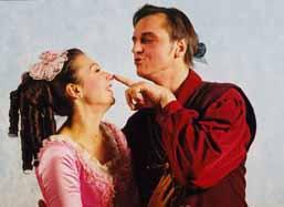 Figaro and Susanna (J.Moiseeva)